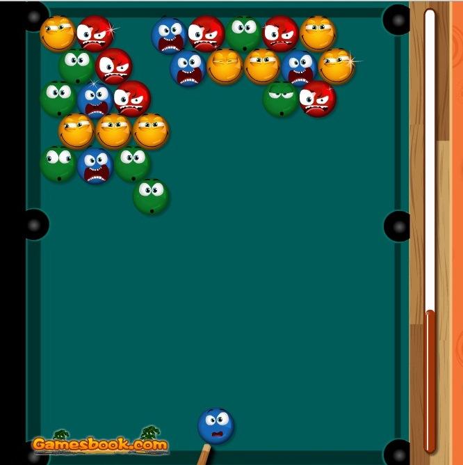 Бильярдные шарики играть бесплатно онлайн