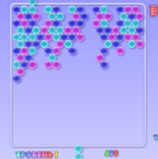 Стрелок пузырями шарики играть бесплатно онлайн