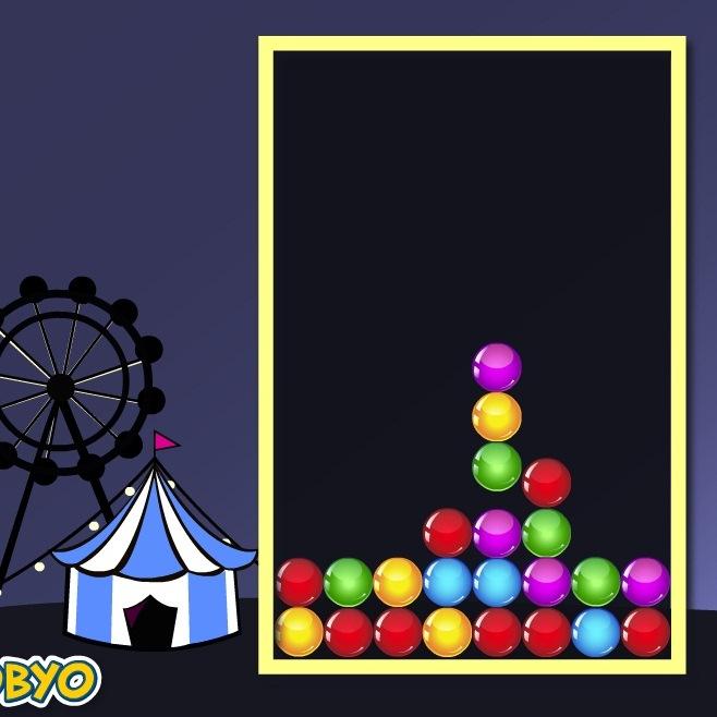 Тетрис шарики играть бесплатно онлайн