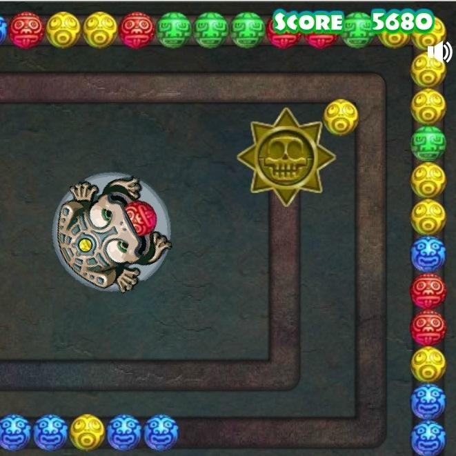 Зума шарики играть бесплатно онлайн